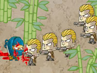 Jeu Ninja Mafia War