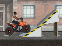 Jeu Urban ATV Racing