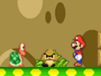 Jeu Mario Mushroom Adventure