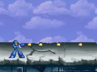 Jeu Megaman Project X