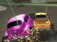 Jouer à RC Mini Racers