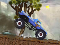 Jeu Monster Truck Trip 3
