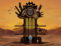 Jeu gratuit Steampunk Tower