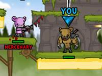 Jeu Bearbarians