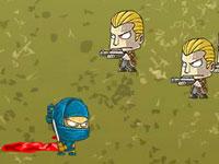 Jeu gratuit Ninja Mafia Siege 2