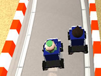 Jeu Mini Racing 3D