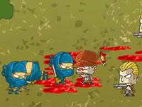 Jeu Ninja Mafia War 2