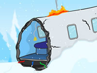 Jeu Escape Snowy Mountain