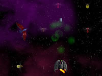 Jeu Galaxies Invaded - Chapter 2