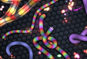 Jouer: Slither.io