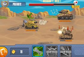 Jouer: Tanks Squad