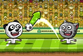 Jouer: Puppet Soccer Zoo
