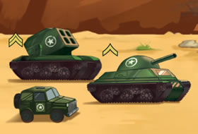 Jouer: Tank Battle War Commander