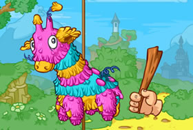 Jouer: Pinata Hunter 4