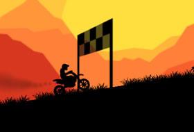 Jouer: Sunset Bike Racer
