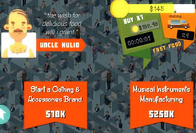 Jouer: Business Inc. Clicker Capitalist
