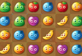 Jouer: Fruits Blast