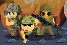 Jouer: Soldiers Combat