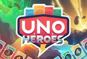 Jouer: Uno Heroes