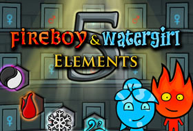 Jouer: Fireboy and Watergirl 5 - Elements