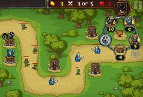 Jouer: Tower Defense 2D