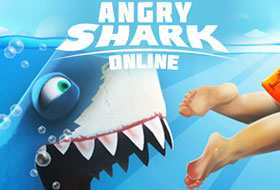 Jouer: Angry Shark Online