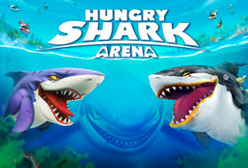 Jouer: Hungry Shark Arena