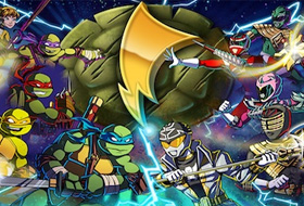 Jouer: TMNT Vs Power Rangers