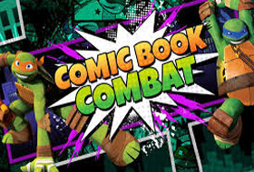 Jouer: Comic Book Combat