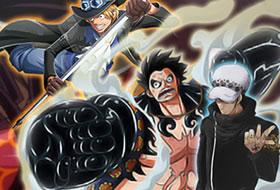 Jouer: One Piece - War of Thrones