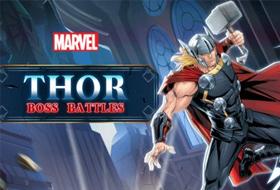 Jouer: Thor Boss Battles