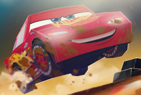 Jouer: Cars 3 Demolition Derby