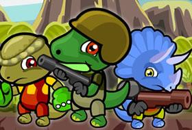 Jouer: Dino Squad Adventure 2