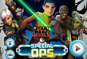 Jouer: Star Wars Rebels - Special Ops