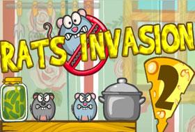 Jouer: Rats Invasion 2