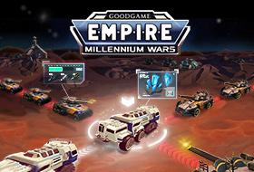 Jouer: EMPIRE - Millennium Wars