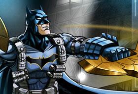 Jouer: Batman Missions Gotham City Mayhem!