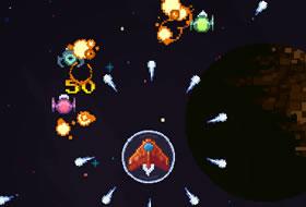 Jouer: Arcade Defender