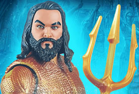 Jouer: Aquaman - Race To Atlantis