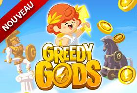 Jouer: Greedy Gods