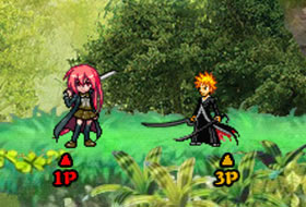 Jouer: Anime Battle 1.9