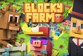 Jouer: Blocky Farm