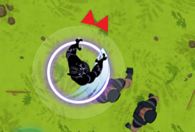 Jouer: Black Panther Vibranium Hunt