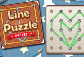 Jouer: Line Puzzle Artist