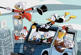 Jouer: Duckburg Quest