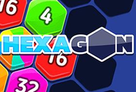 Jouer: Hexagon
