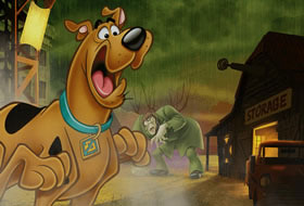 Jouer: Scooby-Doo! Creeper Chase!