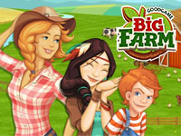 Jeu Goodgame Big Farm